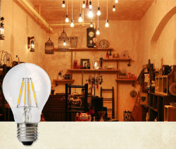 Luz de intensidad regulable A21 A23 40W 5-6W 7-8W filamento de la lámpara