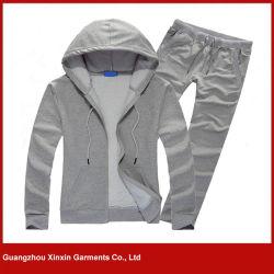 주문 자수 면 고품질 스포츠 옷 착용 공급자 (T70)