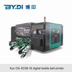 중국 팩토리 Boyin 100% 실크 인쇄 솔루션 패브릭 디지털 Kyocera 프린트 헤드가 장착된 직물 실크 의류 인쇄 기계(XC09-16)