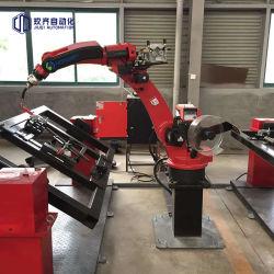 Entièrement automatique le tri de collaboration industrielle tuyau d'automates programmables industriels robot manipulateur crp bras robotique industrielle machine à souder de grappin
