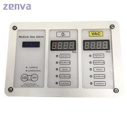 Zenva Gases Medicinais oxigênio equipamentos de alarme de gás com efeito de estufa 3