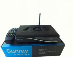 Des Sunray-800 dreifacher Tuner SeSr4 WiFi des Sunray-800 HD Se-3 des Tuner-3in 1tuner S C T HD Sunray4 Se-HD