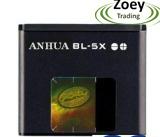Batterie de téléphone cellulaire pour Nokia (BL-5X)
