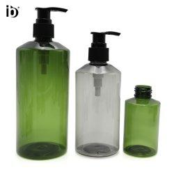 100 مل 150 مل 200 مل 300 مل 500 مل من دش الحيوانات الأليفة جل شامبو زجاجة غطاء شفاف بلاستيكية أفضل البيع