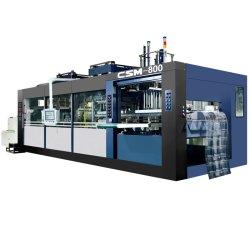Csm800機械マルチ端末のプラスチック形成機械を形作る自動3つの端末のプラスチック真空