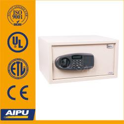 Aipu - Cofre eletrônico com fechadura digital (2mm Corpo, porta de 4m/ 250x 450 x 400mm)