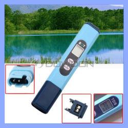 0-9990 PPM LCDデジタルTDSのメートルのテスターの一定の棒のペンの水質純度フィルター