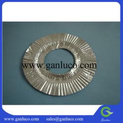 Coperchio dell'intervallo di gas del di alluminio
