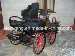 عربة Smart Marathon Horse Cart (GW-HC08)