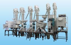 Полный набор оборудования для обработки риса (модель CTNM26)