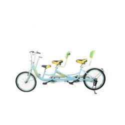 3 مقاعد لكل شخص طفل والد تاندم رباعي دراجة هوائية للدراجات الترادفية العائلية مع سعر طفل