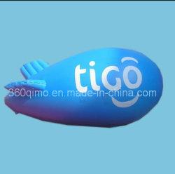 Надувной рекламы синий Blimp воздуха (BMIB403)