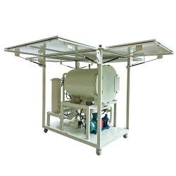 ディーゼル油の磨くプラント燃料の浄化機械