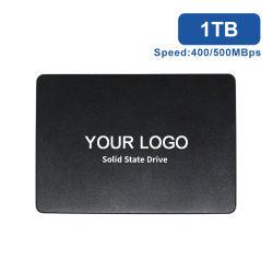 高速ラップトップデスクトップ 400 / 500Mbps 3D NAND フラッシュ SMI 2258xt ソリッドステートドライブ SSD 1TB 2TB ハードドライブ