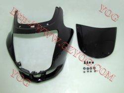 A tampa do farol de peças de motocicleta para Cgr-125/Bajaj Pulsar-180 (Parafuso de bruxas)