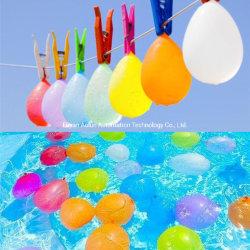 Verão Balão de brinquedo 111 Peças Feliz Bebé balões de água Magic Balão de água engraçado balão de água com Self-Stick para kids Toy