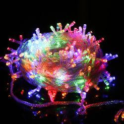 LED Outdoor Solar String Lights IP44 크리스마스 트리 장식 라이트 LED Garland Fairy String Light