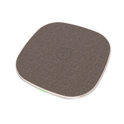 Aluminiumfall-Telefon-Batterie-schnelle aufladende drahtlose Aufladeeinheit