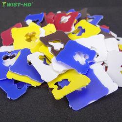 Pinza de pan PS de colores para bolsas de pan, Kwik Lock para bolsas de pan