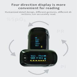 Monitoramento centralizado Romote o oxímetro de pulso Oximetro Dedo Bluetooth