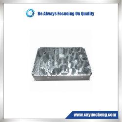 عادة ألومنيوم/نحاس أصفر/فولاذ [كنك] يعدّ أجزاء