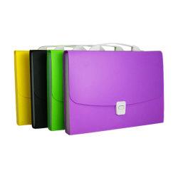 مجلدات ملفات متعددة الجيب مقاس A4 لـ PP Wallet توسع Folde الملف