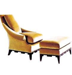 Hochwertiges Single Soft und bequemes Leder Home Sofa