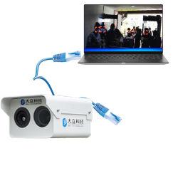 *Dm60-WS1 Câmaras de Imagens Térmicas com marcação a certificação FCC são usados para monitorar enfrenta em público Thermal Imager