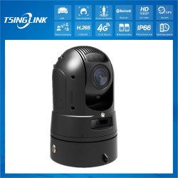 Mobile WiFi 4G 5G GPS PTZ-Kamera für die Außenüberwachung Mit Stativ