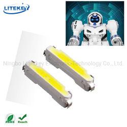 Оранжевый светодиод для поверхностного монтажа 020 Вид сбоку под руководством 3.8X0.63мм из китайского завода