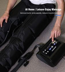 Luchtkamers been compressie massager Vibratie Infrarood Therapy arm Waist Pneumatische luchtwikkelingen ontspannen de Pain Relief Massage