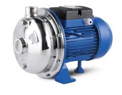 Girante in acciaio inox Pompe centrifughe multistadio orizzontali leggere per l'industria E acqua che aumenta