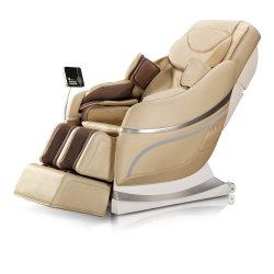 كرسي تدليك كهربائي فاخر في مكتب البيع بالعملة مقعد كامل للجسم الجاذبية