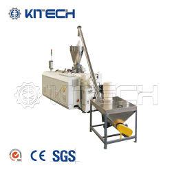 Пластмассовую накладку экструдера машина для ПВХ трубы