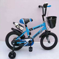 トレーニングの12/14/16インチの子供の自転車は鋼鉄子供の自転車のバイクのKb05を動かす