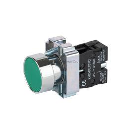 Xb2-Ba31 Gerade Taste Federrückstellung Push-Control-Signal Metallleistung Drucktastenschalter