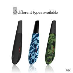 3 ألوان إلكترونيّة سيجارة [بورتبل] [كينغتونس] [بلك] [ممبا] جافّ عشب [فبوريزر]