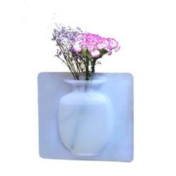 A Magia removível e auto-adesivo de Parede vaso de Silicone