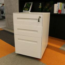 최신 판매 3 서랍 이동할 수 있는 파일 캐비넷 사무실 저장