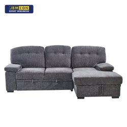 سلامة مريحة مخصصة، أريكة يمكن تحويلها إلى مساحة متعددة الوظائف مع مساحة متوسطة رجوع