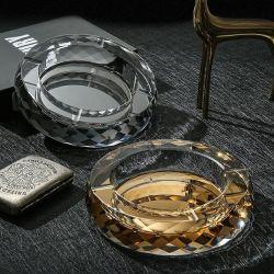 20cm de la decoración del hogar Cristal Artificial manualidades regalo de la Cristalería de fumar