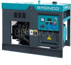 Bronco Fio de cobre 10kw/10kVA Diesel Open-Frame gerador de energia