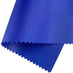 Oxford 300d*300d Wr PU1000 180gsm Pd resistência à água tecido Parasol Tecido 100%poliéster Oxford Fabric