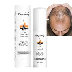 My Lady OEM formule personnalisée anti Itchy Mint & Ginger 2-en-1 anti perte de cheveux produit de croissance de cheveux