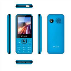 2.8inch de goedkope Fundamentele Mobiele Telefoon van de Eigenschap van de Telefoon zeer Slanke Ruwe de Dubbele Telefoon van de Kaart SIM