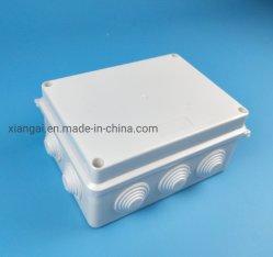 IP65 150 * 110 * 70mm ABS 플라스틱 방수 정션 박스 맞춤형 실외 전기 연결 박스 케이블 분기 케이스 연결 박스 중국 공장