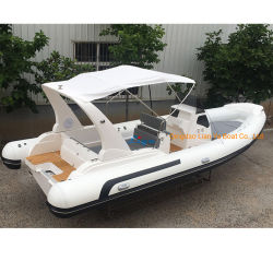 Liya 25 футов ребра катера Китая большие жесткие Халл надувные лодки