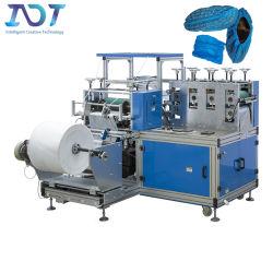 قطع ذات إنتاج عالي من 130 إلى 160 قطعة في الدقيقة، غطاء منفذ فوق صوتي صنع الماكينة
