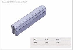 Moldes para hormigón perfecta máquina Curbstone