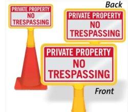 ABS Handicap Access Parking Traffic Cone Warning Sign Plastic Caution ( ABS ハンドマップアクセスパーキングトラフィックコーン警告標識プラスチック ボードに署名します
